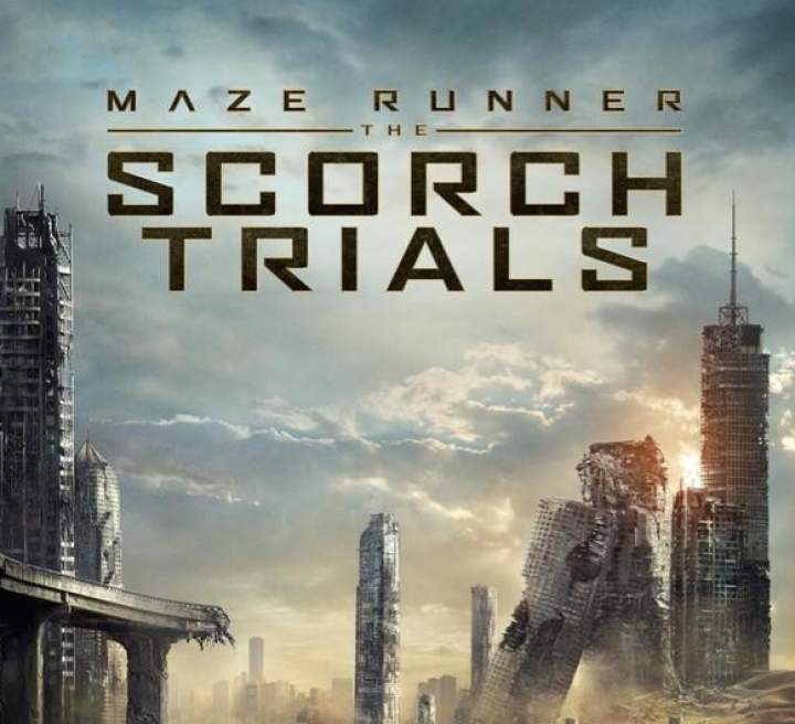 First Official 'The Scorch Trials' Poster Revealed!