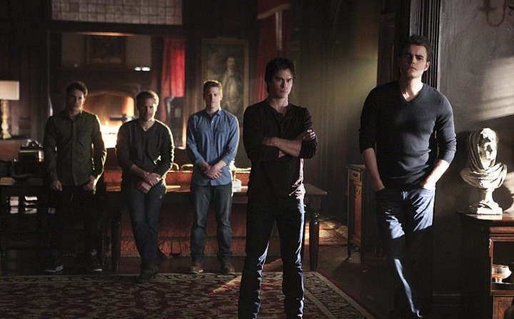 "Stills from 'The Vampire Diaries' Season Finale: ""I'm Thinking of You All the While"""
