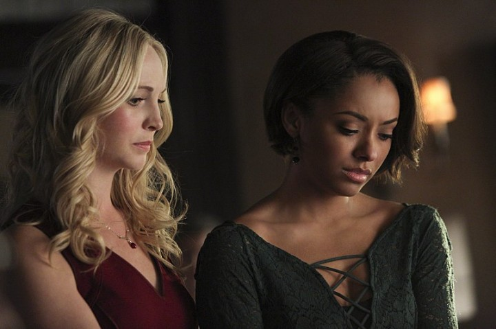 "'The Vampire Diaries' Season Finale Extended Preview: ""I'm Thinking of You All the While"""
