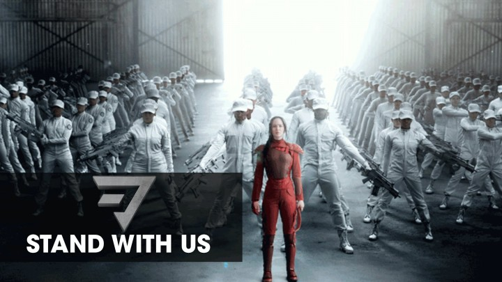 "WATCH: A Message from District 13: ""Stand With Us"""