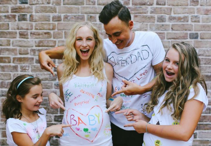 The Vampire Diaries' Candice Accola Announced She's Pregnant!