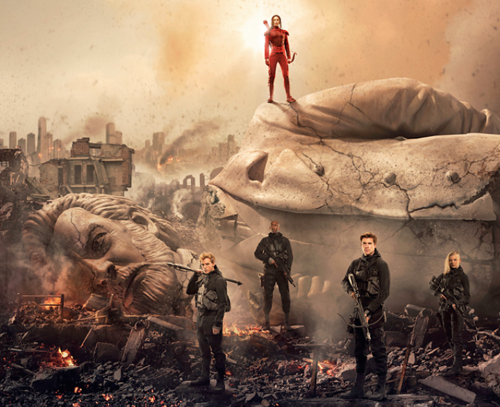 "See the New Mockingjay – Part 2 ""Fallen Snow"" Banner!"