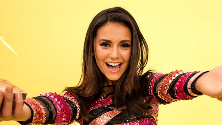 Nina Dobrev's Teen Choice FOX Portrait Studio Portraits, Plus Watch Her Tearful Teen Choice Awards Speech