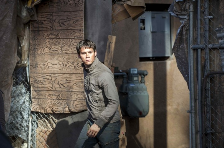 Dylan O'Brien Talks to EW About Acting, 'The Scorch Trials,' and More!