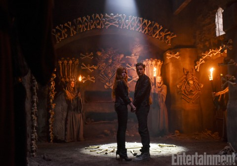 Official 'Shadowhunters' Stills Released!