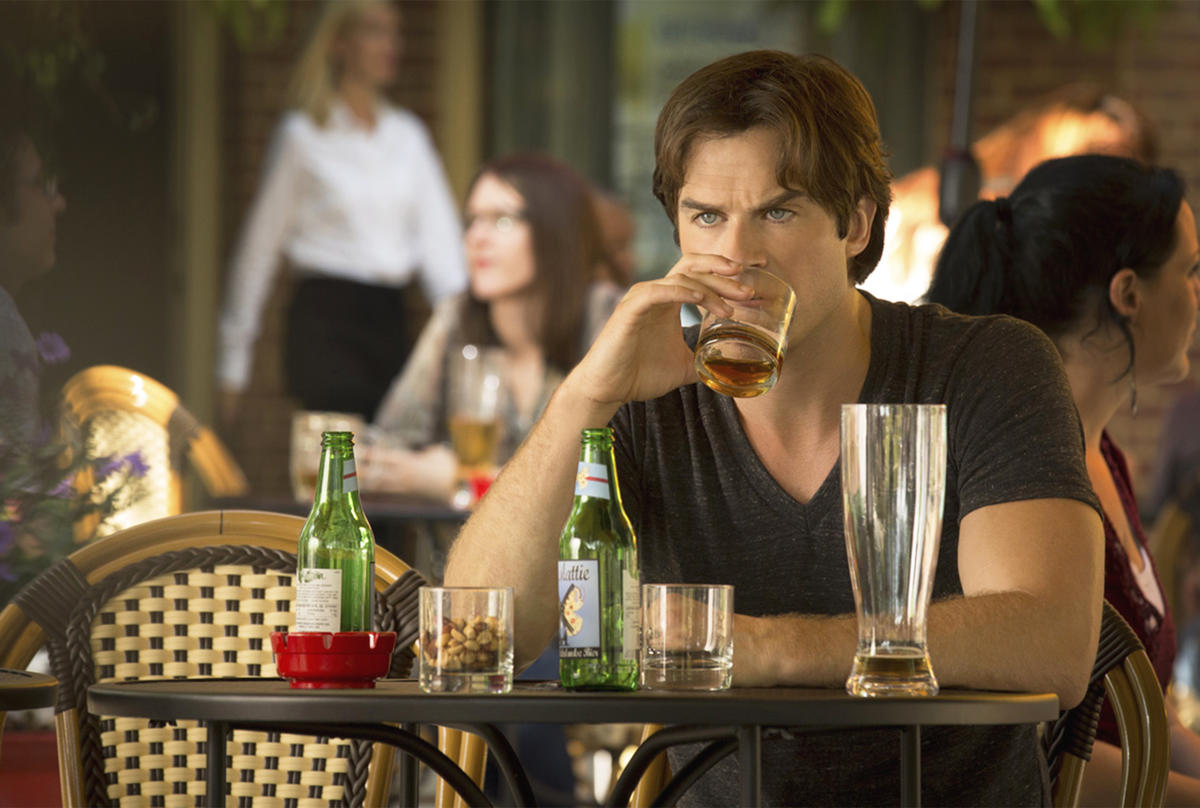 The vampire diaries season 6 damon