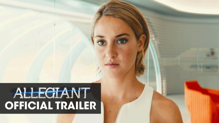 ICYMI: First  'Allegiant' Trailer Released!