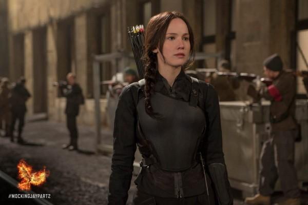 Mockingjay part 2 - Katniss