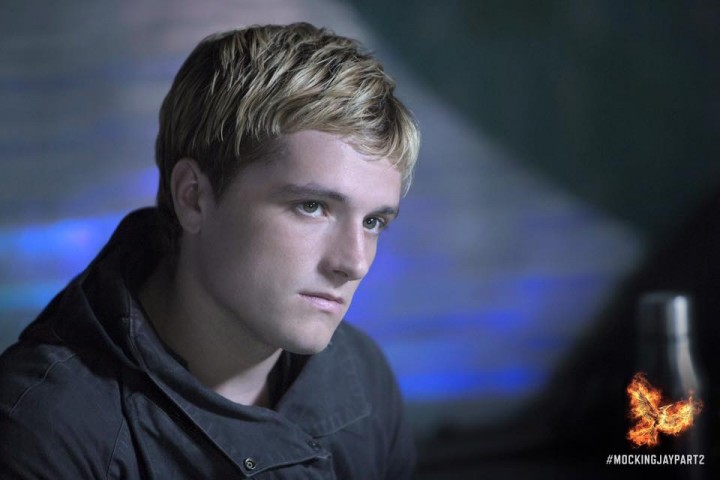 New 'Mockingjay Part 2' Pictures of Peeta, Katniss and Gale!