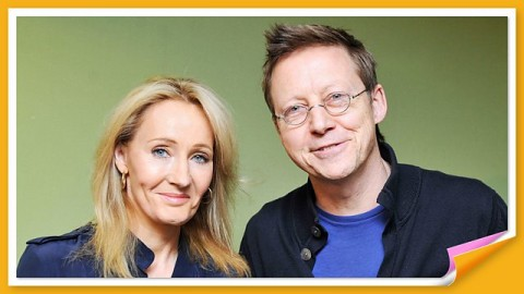 J.K. Rowling is Working on Another Children's Book!