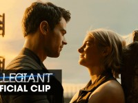 "'Allegiant' Movie Official Clip: ""Heights"""