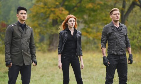 'Shadowhunters' Season 1, Episode 12 Stills + Clip!