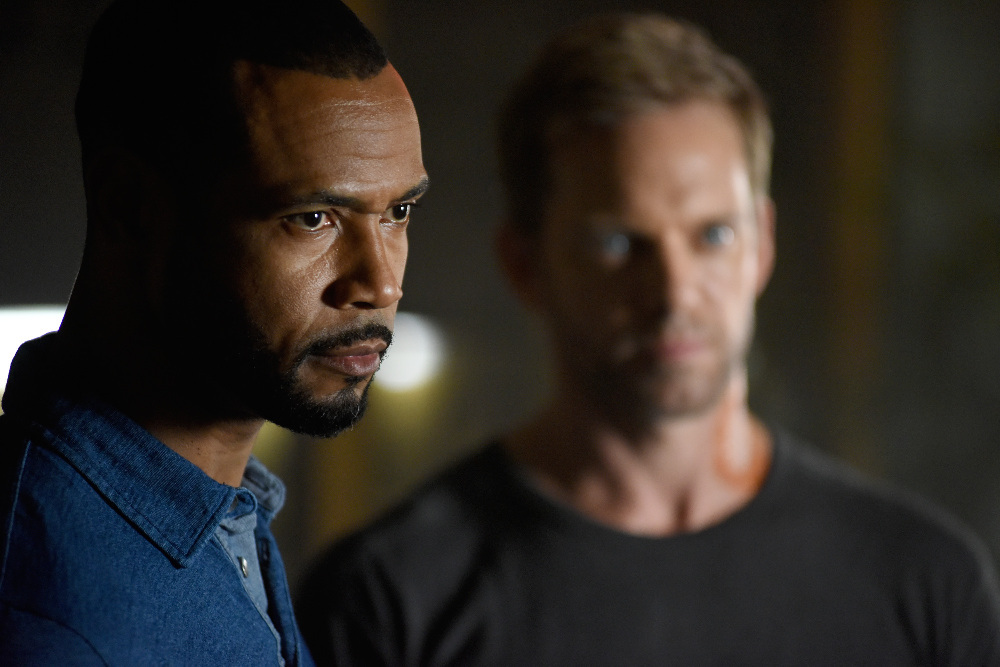 ISAIAH MUSTAFA, ADAM HARRINGTON