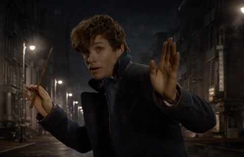 Fantastic Beasts and Where to Find Them Comic-Con Trailer!