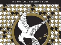 Sneak Peek of the Official 'Hunger Games' Coloring Book