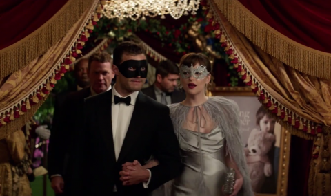 Full Fifty Shades Darker Trailer is Here!
