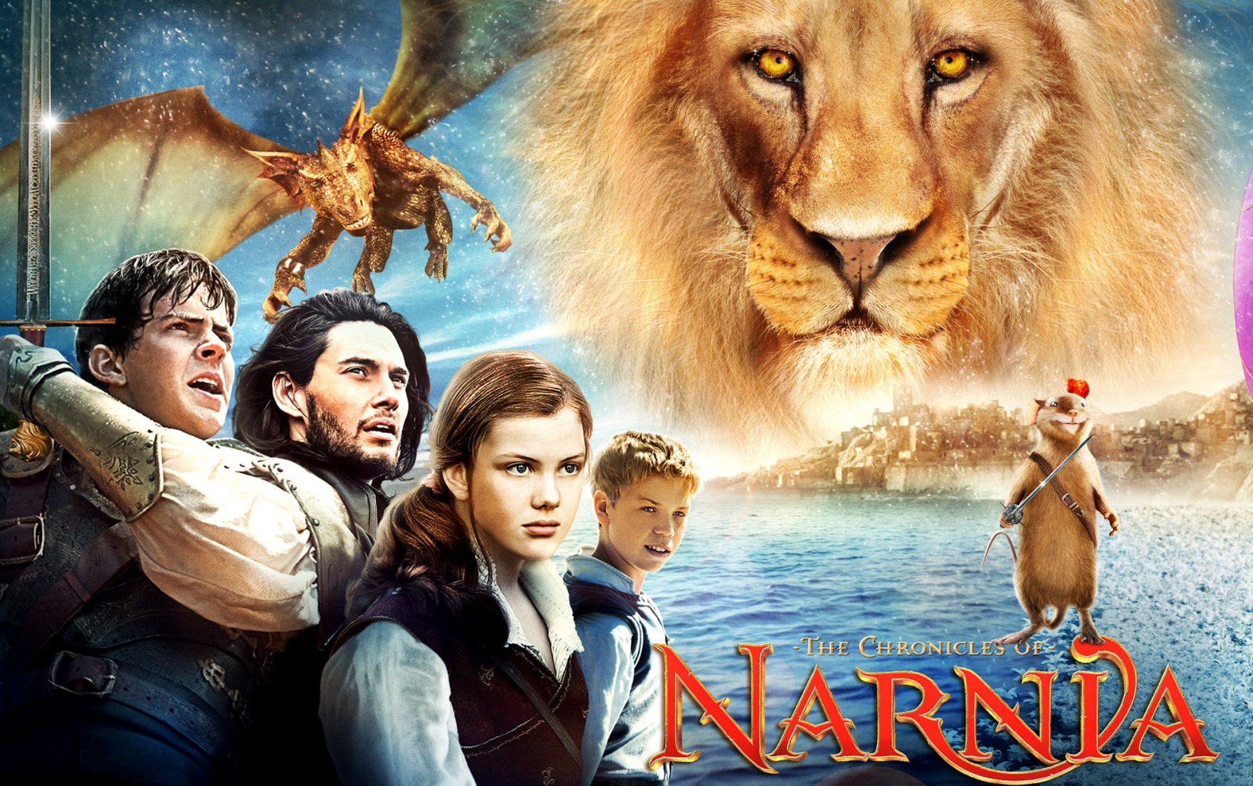 The Chronicles Of Narnia Being Rebooted With The Silver